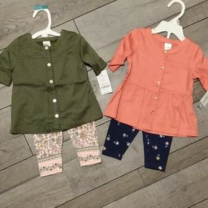 Carter's 9 month outfits